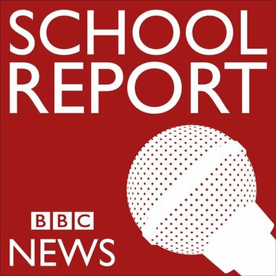 BBC News School Report Logo